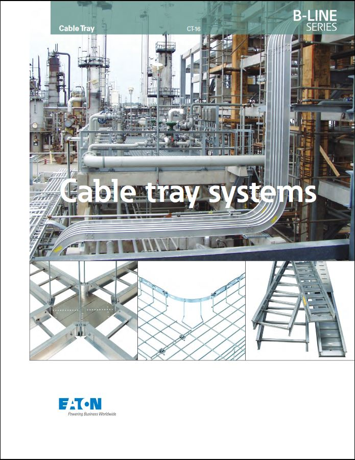 B-Line Cable Tray