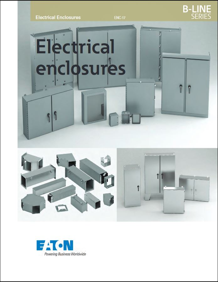 B-Line Electrical Enclosures