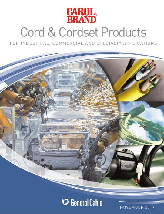 GC-Cord & Cordsets