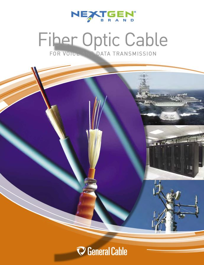 GC-Fiber Optic Cable