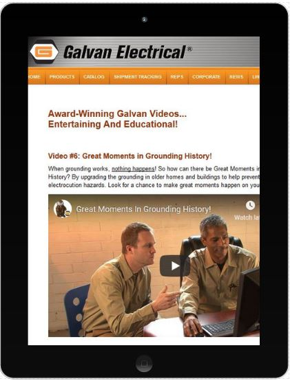 Galvan E-Learning