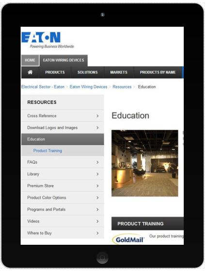 Wiring Devices E-learning